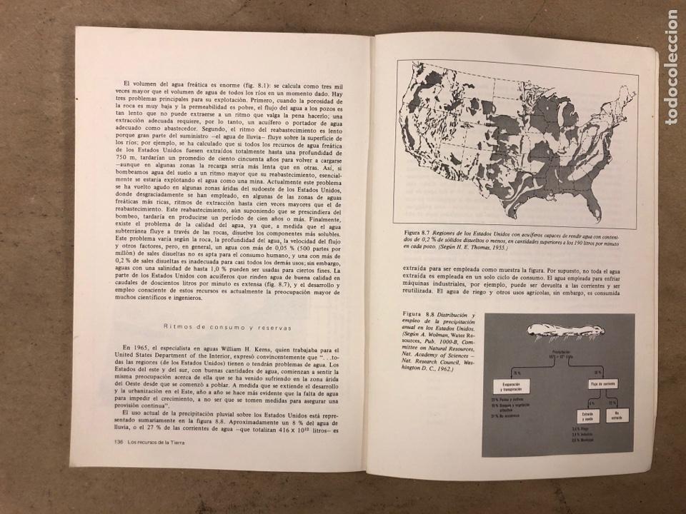 Libros de segunda mano: LOTE 5 LIBROS COLECCIÓN FUNDAMENTOS DE LAS CIENCIAS DE LA TIERRA DE EDICIONES OMEGA. - Foto 31 - 171599452