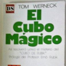 Libros de segunda mano de Ciencias: TOM WERNECK - EL CUBO MÁGICO. Lote 159766490