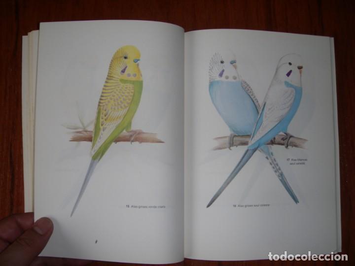 Libros de segunda mano: LIBRO PERIQUITOS DE COLOR A RUTGERS 1ª ED EN ESPAÑOL 1986 - Foto 8 - 171748407