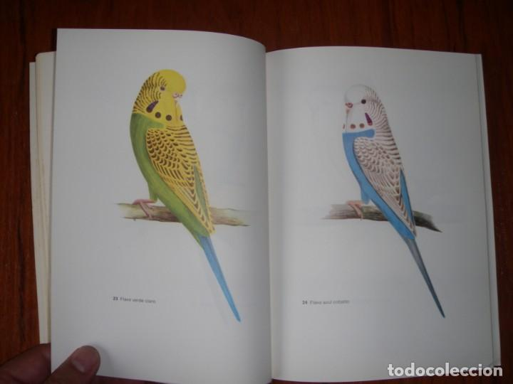 Libros de segunda mano: LIBRO PERIQUITOS DE COLOR A RUTGERS 1ª ED EN ESPAÑOL 1986 - Foto 10 - 171748407