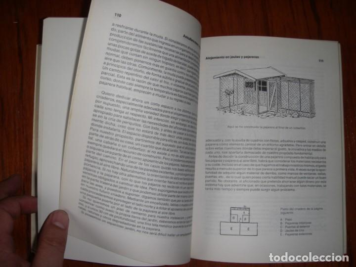 Libros de segunda mano: LIBRO PERIQUITOS DE COLOR A RUTGERS 1ª ED EN ESPAÑOL 1986 - Foto 13 - 171748407