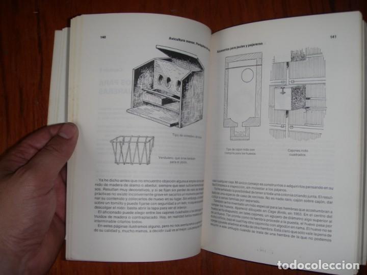 Libros de segunda mano: LIBRO PERIQUITOS DE COLOR A RUTGERS 1ª ED EN ESPAÑOL 1986 - Foto 15 - 171748407