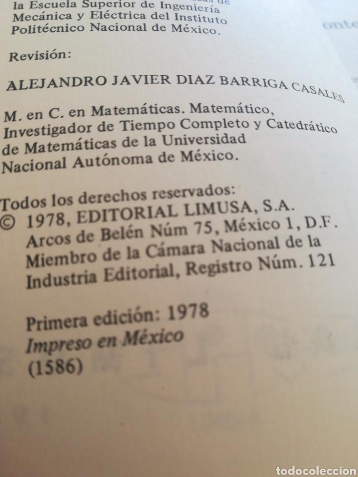 Libros de segunda mano de Ciencias: Grupos. Selección de problemas resueltos - D.A.R. Wallace - Serie Limusa - México 1978 - Foto 4 - 171885543