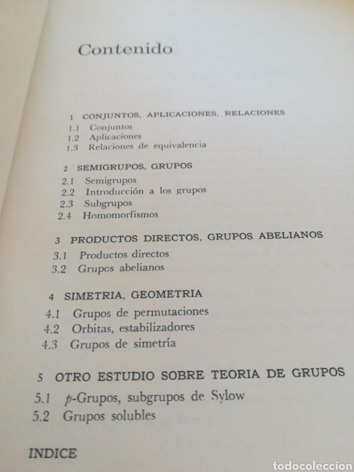 Libros de segunda mano de Ciencias: Grupos. Selección de problemas resueltos - D.A.R. Wallace - Serie Limusa - México 1978 - Foto 5 - 171885543
