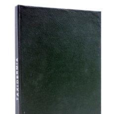 Libros de segunda mano: TAXIDERMIA GENERAL (MARIO GOÑI GARCÍA) LA CORUÑA, 1960. Lote 171911185