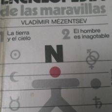 Livros em segunda mão: 1981. MIR. ENCICLOPEDIA DE LAS MARAVILLAS. Lote 172062792
