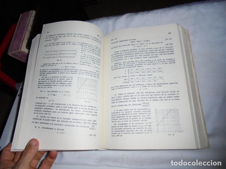 Libros de segunda mano de Ciencias: ELEMENTOS DE MATEMATICAS.JOSE MARTINEZ SALAS.VALLADOLID 1975.-5ª EDICION - Foto 7 - 172112894