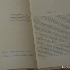 Libros de segunda mano de Ciencias: SINTESIS ORGANICA TOMO II G.GILI 1950. Lote 172148890