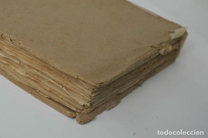 Libros de segunda mano de Ciencias: SINTESIS ORGANICA TOMO II G.GILI 1950 - Foto 8 - 172148890