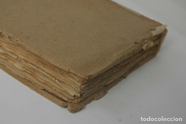 Libros de segunda mano de Ciencias: SINTESIS ORGANICA TOMO II G.GILI 1950 - Foto 9 - 172148890