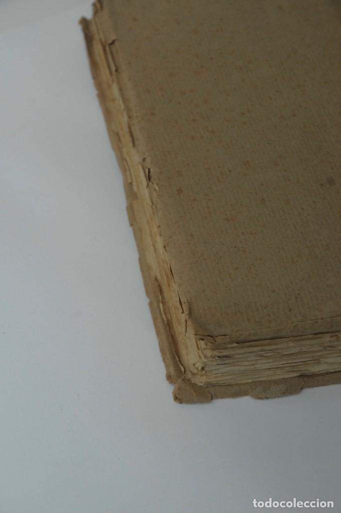 Libros de segunda mano de Ciencias: SINTESIS ORGANICA TOMO II G.GILI 1950 - Foto 10 - 172148890