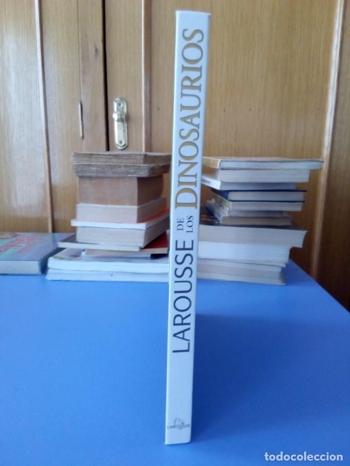 Libros de segunda mano: ENCICLOPEDIA LAROUSSE DE LOS DINOSAURIOS DEL INICIO A LA EXTINCION PAUL BARRETT JOSE LUIS SANZ 2002 - Foto 2 - 222139228