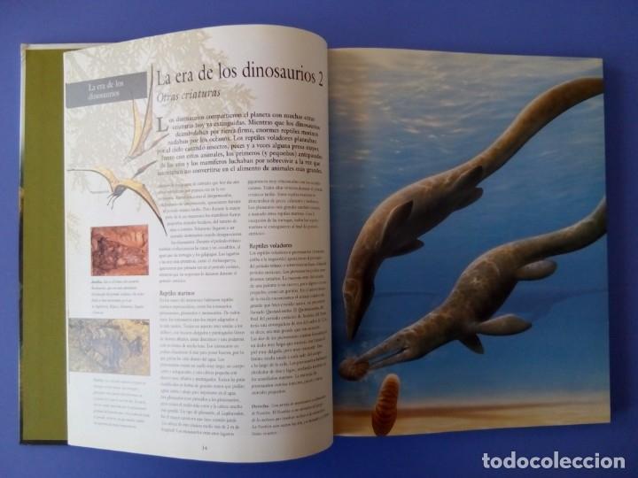 Libros de segunda mano: ENCICLOPEDIA LAROUSSE DE LOS DINOSAURIOS DEL INICIO A LA EXTINCION PAUL BARRETT JOSE LUIS SANZ 2002 - Foto 11 - 222139228