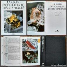 Libros de segunda mano: LA GRAN ENCICLOPEDIA DE LOS MINERALES. RUDOLF DUDA Y LUBOS REJL. Lote 172326270