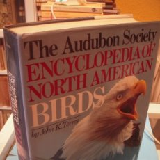 Libros de segunda mano: THE AUDUBON SOCIETY - ENCYCLOPEDIA OF NORTH AMERICAN BIRDS - JOHN K. TERRES - WING BOOKS, 1991. Lote 172357773