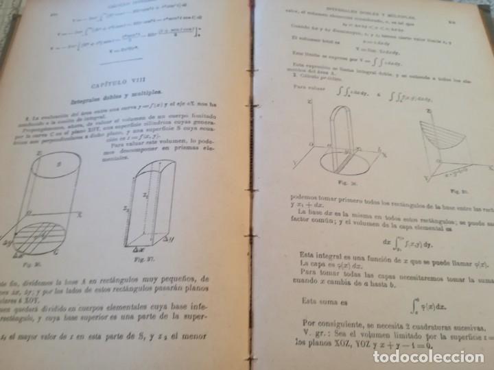Libros de segunda mano de Ciencias: Elementos de Geometría Analítica y de Cálculo Infinitesimal - G. M. Bruño - no consta fecha - Foto 7 - 172637254