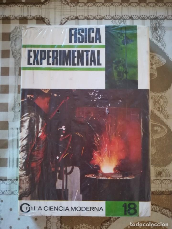 FÍSICA EXPERIMENTAL PARA TODOS - ALEXANDER EFRON - PRECINTADO DE EDITORIAL (Libros de Segunda Mano - Ciencias, Manuales y Oficios - Física, Química y Matemáticas)