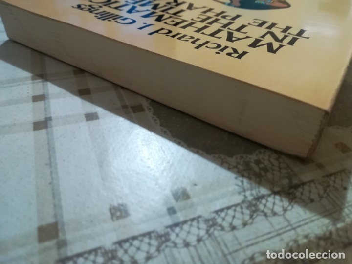 Libros de segunda mano de Ciencias: Mathematics in the time of the Pharaohs - Richard J. Gillings - en inglés - Foto 6 - 172710934