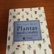 Libros de segunda mano: PLANTAS MEDICINALES. Lote 172792164