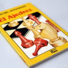 Livres d'occasion: SUSAN CALDWELL. EL AJEDREZ. GUIA DEL AFICIONADO. 1982. Lote 172851563