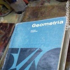 Libros de segunda mano de Ciencias: GEOMETRIA. CURSO SUPERIOR. BRUÑP. Lote 172939419