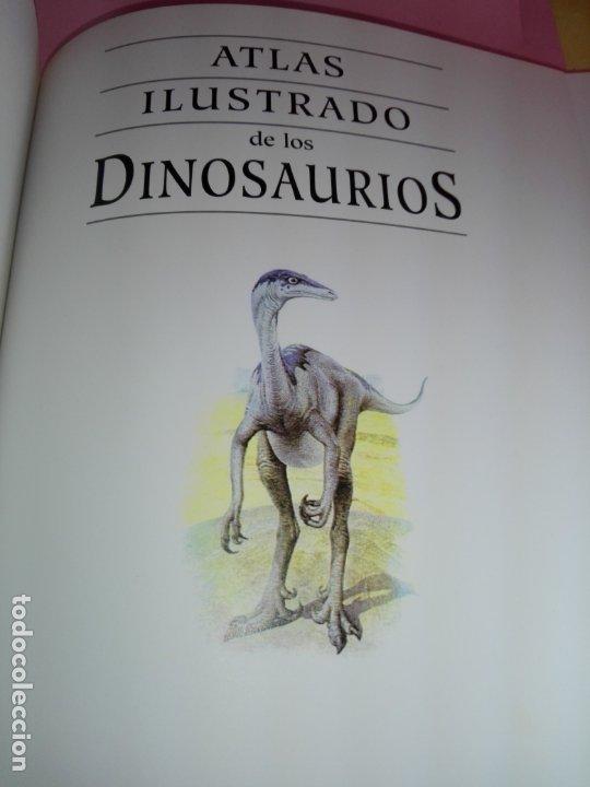Libros de segunda mano: Libro-Atlas ilustrado de los Dinosaurios-Susaeta-Nuevo-Ver fotos - Foto 5 - 173092604