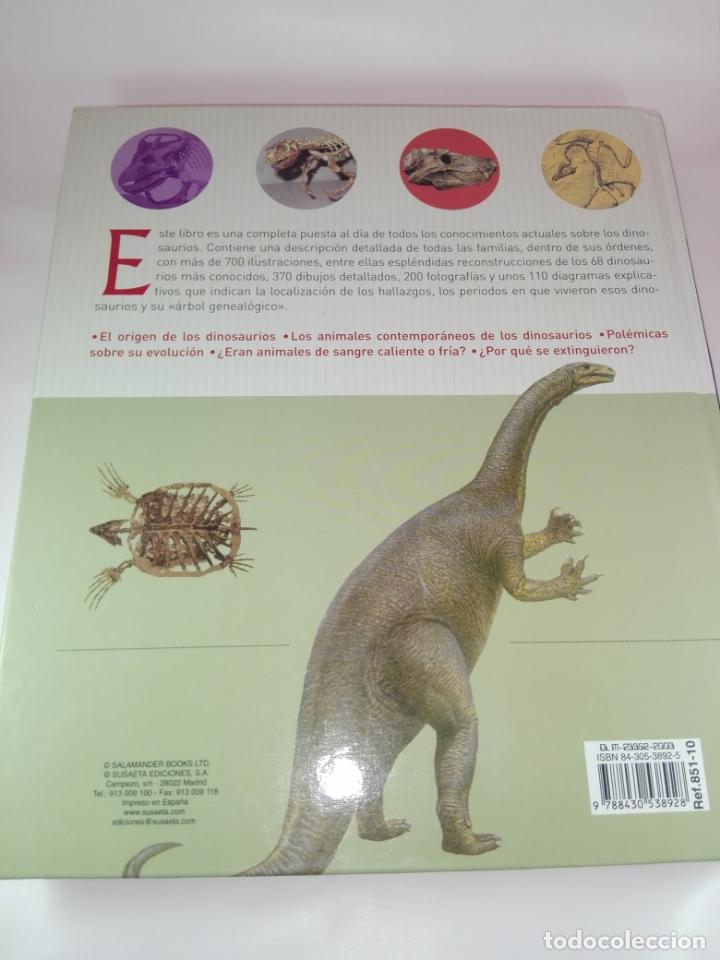 Libros de segunda mano: Libro-Atlas ilustrado de los Dinosaurios-Susaeta-Nuevo-Ver fotos - Foto 2 - 173092604