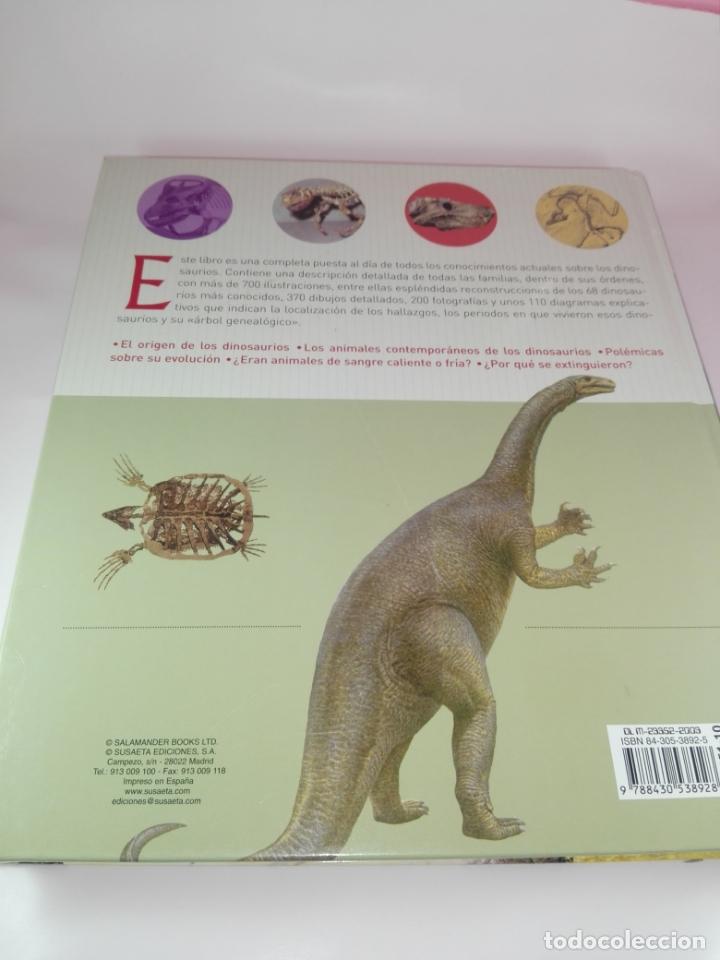 Libros de segunda mano: Libro-Atlas ilustrado de los Dinosaurios-Susaeta-Nuevo-Ver fotos - Foto 9 - 173092604
