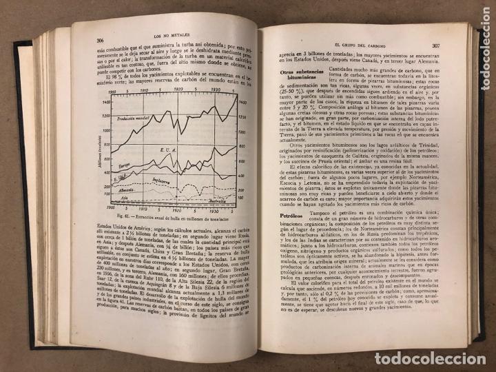 Libros de segunda mano de Ciencias: TRATADO DE QUÍMICA INORGÀNICA. ERNESTO H. RIESENFELD. MANUEL MARÍN EDITOR 1947 - Foto 6 - 173156339