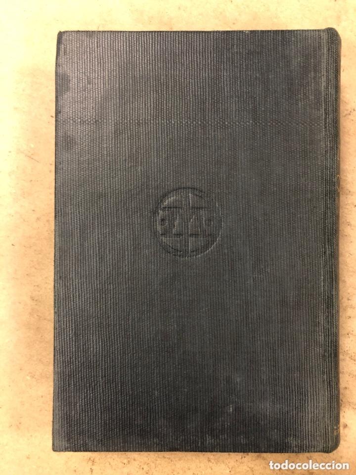 Libros de segunda mano de Ciencias: TRATADO DE QUÍMICA INORGÀNICA. ERNESTO H. RIESENFELD. MANUEL MARÍN EDITOR 1947 - Foto 8 - 173156339