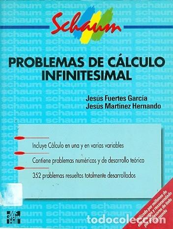 PROBLEMAS DE CÁLCULO INFINITESIMAL (Libros de Segunda Mano - Ciencias, Manuales y Oficios - Física, Química y Matemáticas)