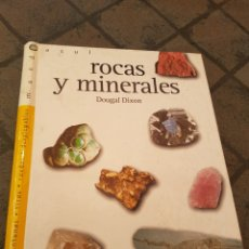 Libros de segunda mano: ROCAS Y MINERALES SM. Lote 173632563