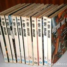Libros de segunda mano de Ciencias: CURSO ELECTRONIA + RADIO + TELEVISIÓN 12T POR AFHA INTERNACIONAL EN BARCELONA 1970. Lote 35658917