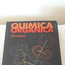 Libros de segunda mano de Ciencias: QUÍMICA ORGÁNICA VOLLHARDT ED, OMEGA. Lote 173863232