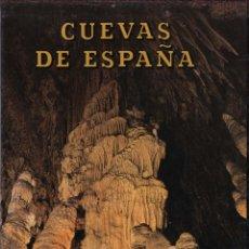 Libros de segunda mano: CUEVAS DE ESPAÑA. ENVÍO GRATIS. Lote 173931152