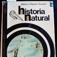 Libros de segunda mano: HISTORIA NATURAL.. Lote 173707639