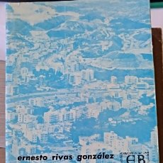 Libros de segunda mano de Ciencias: ESTADISTICA GENERAL. - RIVAS GONZALEZ, ERNESTO.. Lote 173768894