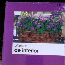 Libros de segunda mano: PLANTAS DE INTERIOR.. Lote 173722233