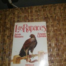 Libros de segunda mano: LAS RAPACES ANTONIO MANZANARES PENTHALON. Lote 174207499