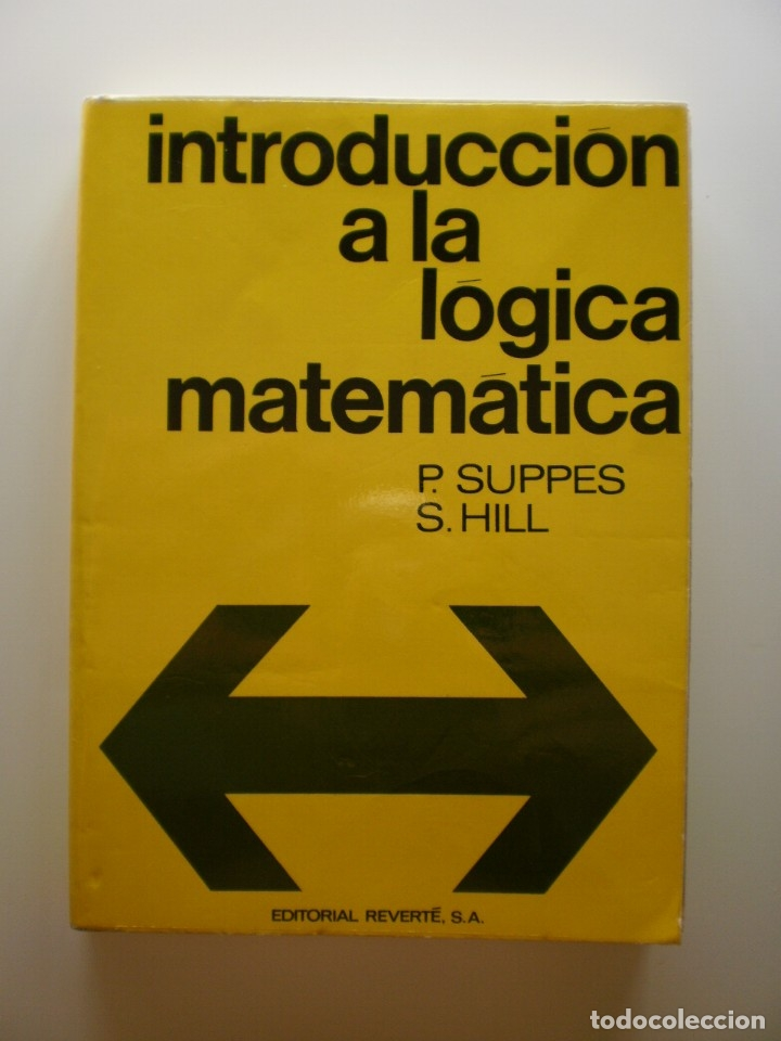 INTRODUCCION A LA LOGICA MATEMATICA (Libros de Segunda Mano - Ciencias, Manuales y Oficios - Física, Química y Matemáticas)