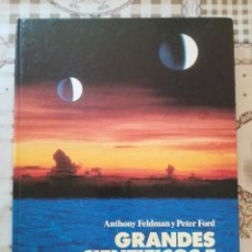 Libros de segunda mano de Ciencias: GRANDES CIENTÍFICOS E INVENTORES - ANTHONY FELDMAN Y PETER FORD - COLECCIÓN ALGO TOMO 2. Lote 175133577
