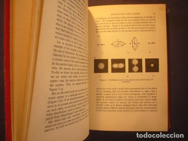 Libros de segunda mano de Ciencias: WERNER HEISENBERG: - NUCLEAR PHYSICS -.(NEW YORK, 1953) (PRIMERA EDICION USA) - Foto 4 - 175238660