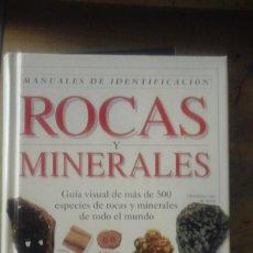 Libros de segunda mano: ROCAS Y MINERALES (BARCELONA, 1992). Lote 175623144