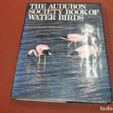 Libros de segunda mano: THE AUDUBON SOCIETY BOOK OF WATER BIRDS - IDIOMA INGLÉS - FF2. Lote 175828594