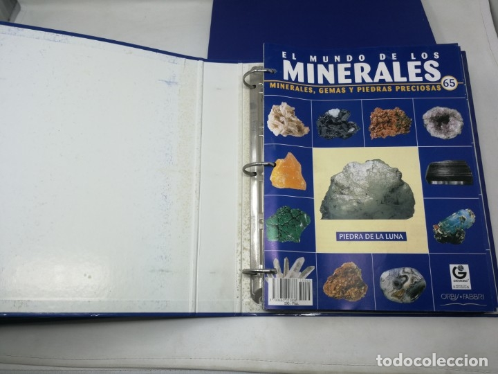 Libros de segunda mano: El mundo de los minerales. Tres tomos. Orbis - Foto 4 - 176022558