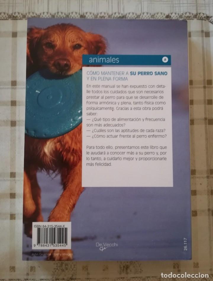 Libros de segunda mano: Cómo mantener a su perro sano y en plena forma - Roberto Gianinetti - Foto 2 - 176110905