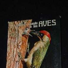 Libros de segunda mano: EL FABULOSO MUNDO DE LAS AVES Y LOS PECES. Lote 176207654