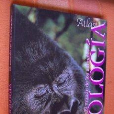Libros de segunda mano: EL MUNDO DE LOS ANIMALES. ATLAS DE ZOOLOGÍA. CULTURAL S.A, 2006.. Lote 176211583
