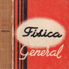 Libros de segunda mano de Ciencias: 0020636 FISICA GENERAL Y FISICA GENERAL PROBLEMAS - INCLUYE CURSO PREUNIVERSITARIO .... Lote 176257597
