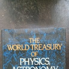 Libros de segunda mano de Ciencias: THE WORLD TREASURY OF PHYSICS, ASTRONOMY AND MATHEMATICS (EDITED BY TIMOTHY FERRIS). Lote 176348714